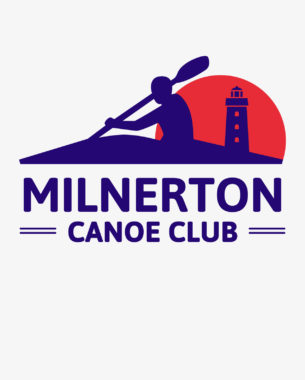 Milnerton Canoe Club needed a refresh on the logo. Using the club's location near to the Milnerton lighthouse, it was logical that the landmark was incorporated into their new look.