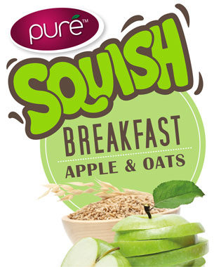 A new range of breakfast snacks developed for the on-the-go mum.
